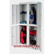 Шкафы сушильные для одежды, Металлический сушильный шкаф ШСО - 2000-4 фото