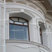 Фасадные декоративные элементы из пенопласта фото