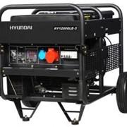Бензиновый генератор HYUNDAI HY 12000LE-3 фото