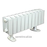Радиатор биметаллический Rondo 200мм х 120 фото