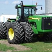 Трактор JOHN DEERE 9520 фото
