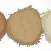 Бентонитовый глинопорошок фото