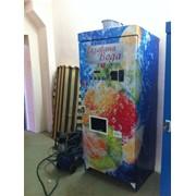 Аппараты по продаже газводы и воды с сиропом, новые фото