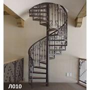 Лестницы и ограждения фото