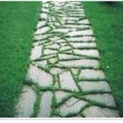 Мощение (дорожки, тропы) фото