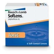 Линзы контактные торические Soflens Toric (Bausсh & Lomb) фото