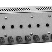Шестнадцатиканальный блок питания видеокамер Si-199 фото