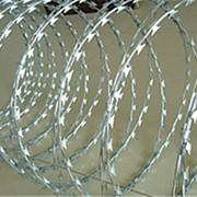 Спиральный барьер безопасности типа Егоза фото