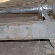 Реставрація гальмівних валів, кронштейнів підвіски та інше. фото