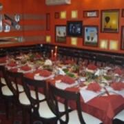 Банкетное меню - Ресторан Цеппелин г. Херсон БАНКЕТНЫЕ БЛЮДА фото