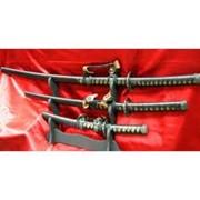 Сувенирные японские мечи фото