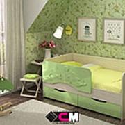 Детская кровать Дельфин-2 1,6м фото
