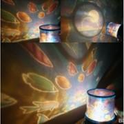 Ночник проектор Ocean Master (Океан Мастер) с адаптером питания фото