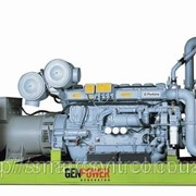 Дизельная электростанция GPR-1875 фото