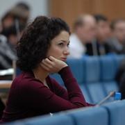 Семинары специалистов в сфере заболеваний аутизма. фото