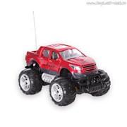"""Автомобиль Mioshi Tech """"Wildfoot"""" (р/у, красный, 29 см, зарядное устройство и аккумулятор в комплекте) фото"""