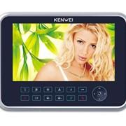 Видео-домофон Kenwei KW-129C-W64 (64 кадра) фото