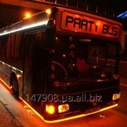 "Party Bus ""Golden Prime"" фото"