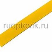 19. 0 / 9. 5 мм 1м термоусадка желтая REXANT фото