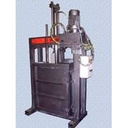 Пресс пакетировочный гидравлический SL-GPR-100 фото