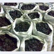Уголь в мешках. фото
