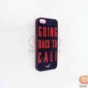 Накладка iPhone 5S (HOLLISTER) №6 73064e фото