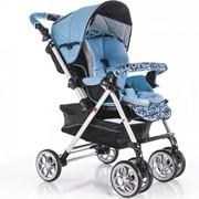 Детская коляска Capella с конвертом S802 blue фото