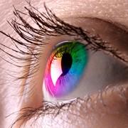 Линзы контактные декоративные фото