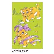 Ковёр от SAG детский Baby AC2053_TM55 фото