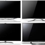 Телевизоры жидкокристаллические и плазменные. фото