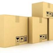 Гофроящики, коробки из трехслойного гофрокартона. фото