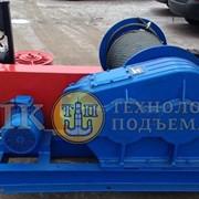 Лебедка Тяговая ТЭЛ-10А фото