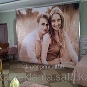 Пресс Стена на свадьбу 3*2 метра фото