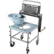 Noname Кресло-коляска инвалидная с санитарным оснащением 5019W2P арт. 12280 фото