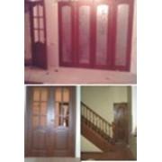 Деревянные двери Кривой Рог фото
