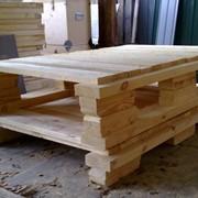 Деревянная тара фото