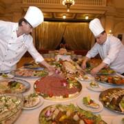 Организация питания и сервисного обслуживания на строительных объектах в Алматы фото