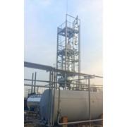 Малогабаритная установка по переработке нефти и газового конденсата (УПНГК) фото