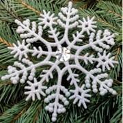 Снежинка Класика модель СN000 фото