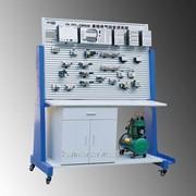 Стенд для обучения монтажу и наладке электропневматических систем DLQD-DP202 фото