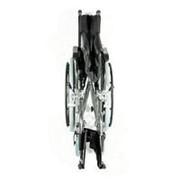 Noname Кресло-коляска FS951B-56 механическая стальная арт. МдТМ24577 фото