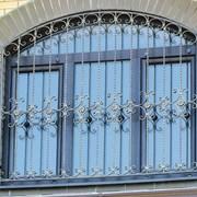 Решётка на Окно Кованная  фото