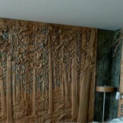 Резьба по дереву в Алматы фото