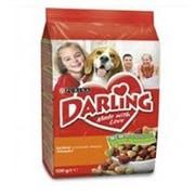 Сухой корм для обак Darling Dog Poultry&Veg 10 кг фото