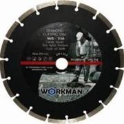 Диск алмазный WORKMAN SPECIAL WS230 230х2,4х22,2 25-28% фото