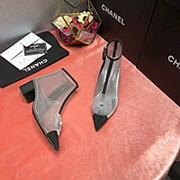 Ботильоны Chanel (G34544 Y52423 C1443) фото