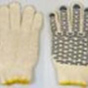 Перчатки ПВХ фото