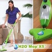 Паровая швабра H2O Mop X5 - пароочиститель фото