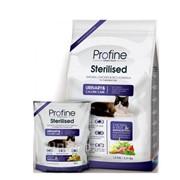 Сухой корм для кошек Profine Cat Sterilised 300 г, (курица и рис для кастрированных) фото