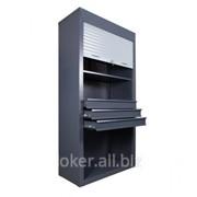 Шкаф инструментальный ШИ-10/4П Р фото